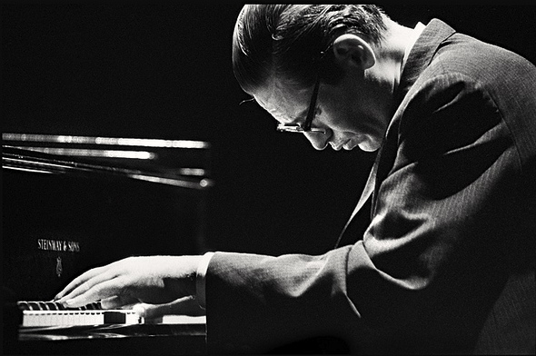 Image result for bill evans pianist