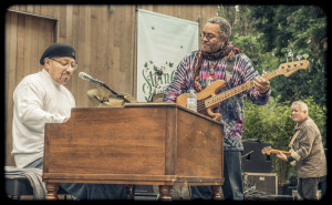 Funky Meters photographed at Stern Grove in San Francisco, CA July 13, 2014©Jay Blakesberg
