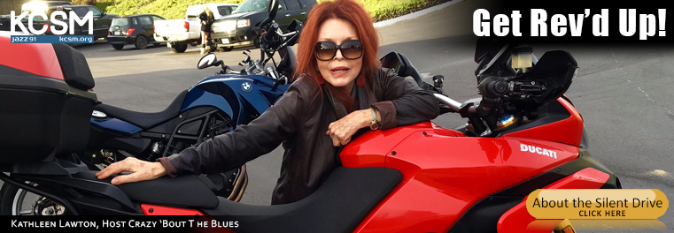 Kathleen and Ducati