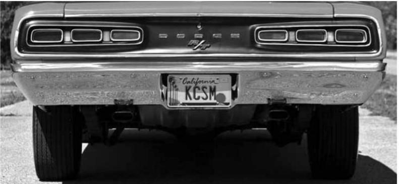 kcsm license plate
