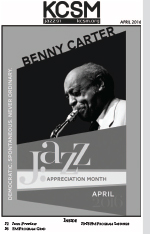 KCSM April 2016 The Jazz Center